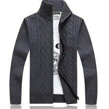 Herren 2016 Mode Kleidung Warme Volle Hülse Pullover Herbst Strickjacke Männliche Pullover Mantel Strickwaren Für Mann 72