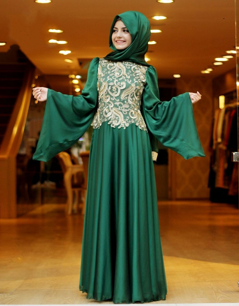 Popular Arabic Fashion Dresses-Buy Cheap Arabic Fashion ...