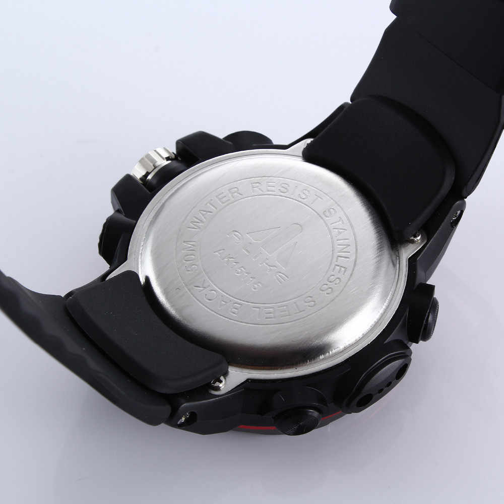 2019 חדש מותג כאחד מזדמן שעון גברים G סגנון עמיד למים ספורט צבאי שעונים הלם גברים של יוקרה אנלוגי הדיגיטלי קוורץ שעון