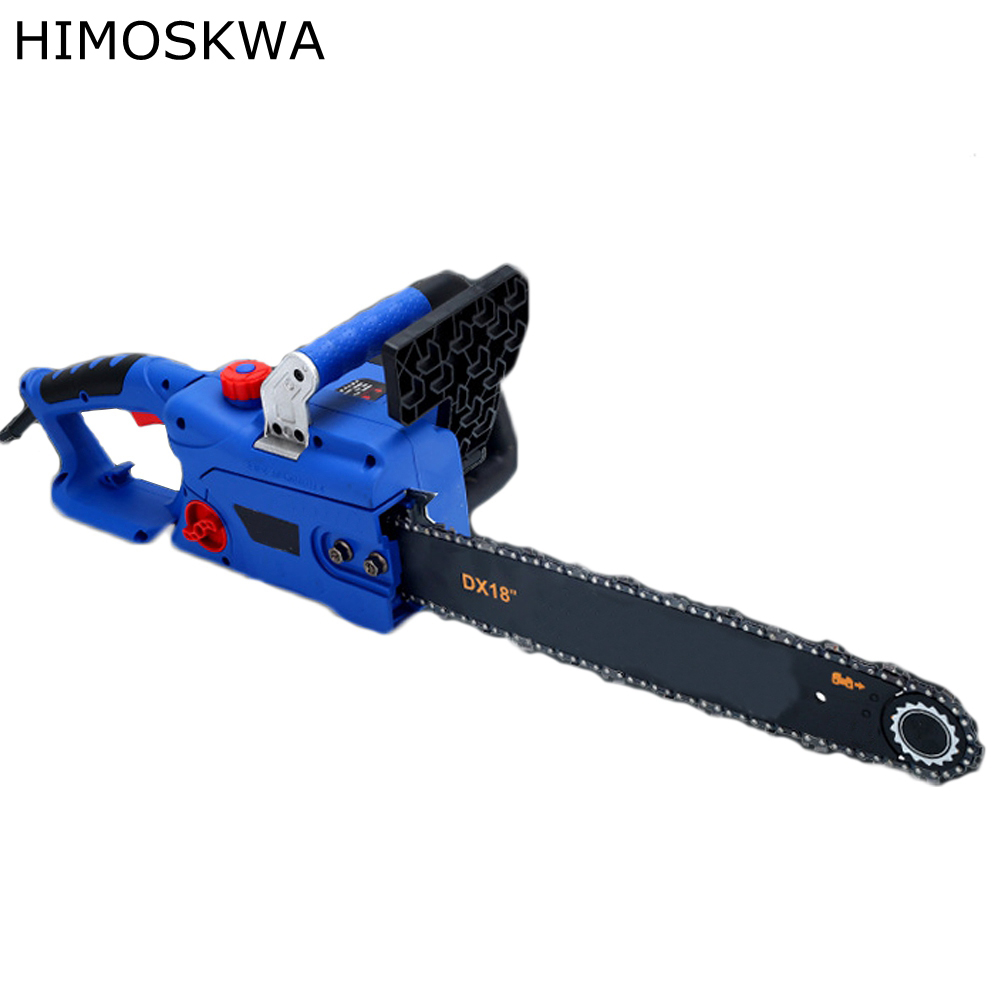 Здесь продается  HIMOSKWA 2400w Electric saw household logging saw electric chain saw multi - purpose woodworking tools   Инструменты