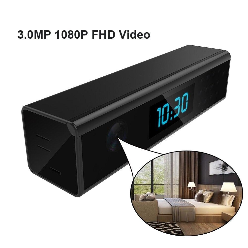 Mini clock camera 13