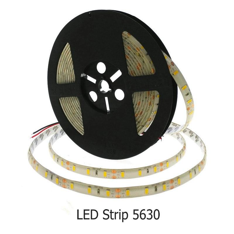 5630 LED csík 12V hajlékony dekorációs világítás 300LED - LED Világítás