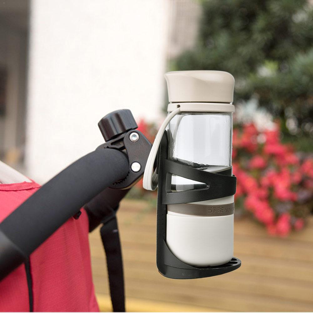 New Baby Stroller Cup Holder Cup Childrens Four-wheeled Umbrella Stroller Bottle Holder Bicycle Tricycle Universal AccessoriesNew Baby Stroller Cup Holder Cup Childrens Four-wheeled Umbrella Stroller Bottle Holder Bicycle Tricycle Universal Accessories