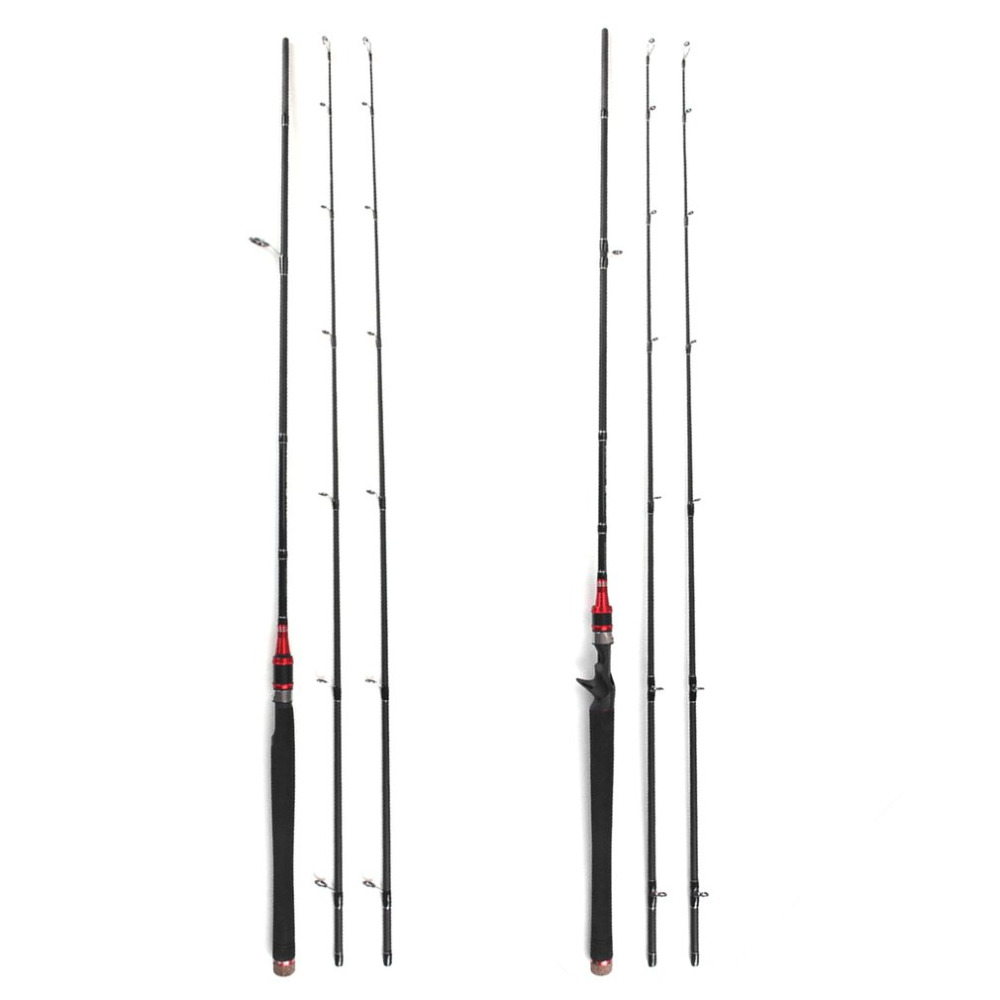 Distance Throwing Fishing Rod Carbon Portable Closed Length Telescopic Fishing Pole Saltwater Fish Equipmment Drop shipping