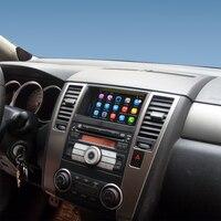 Upgraded Original Car Radio Player Suit to Nissan Tiida GPS Navigation Car Video Player WiFi Bluetooth Mirror link RAM 16G