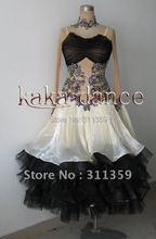 Free shipping 100 New Competition ballroom Standard dress any colour ecah size KAKA B226