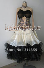 Free shipping 100% New Competition ballroom  Standard dress(any colour,ecah size)-KAKA-B226