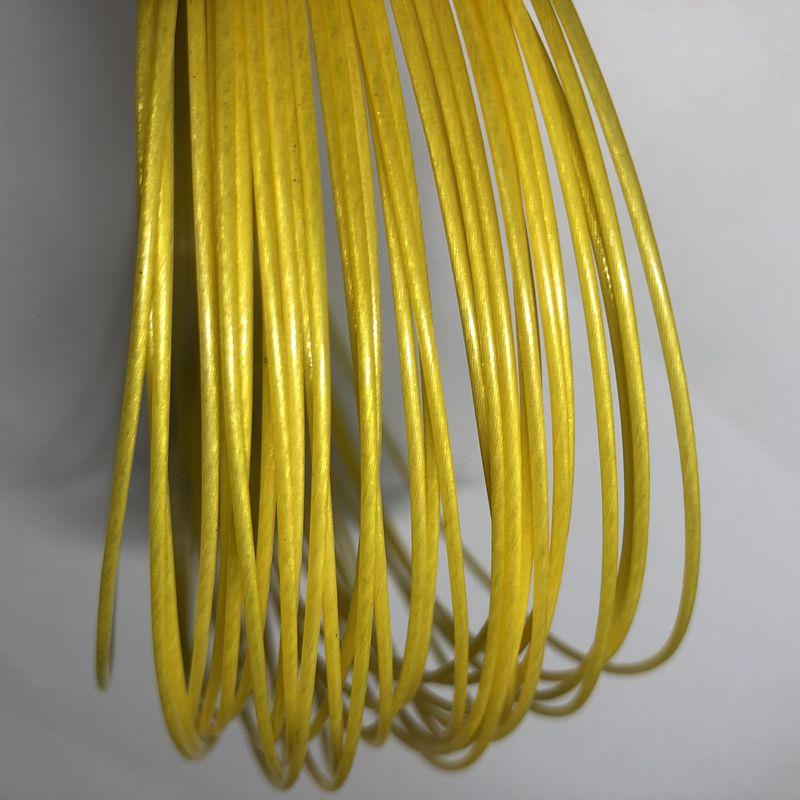 1pc ZARSIA High Elastic Nylon Tennis Rackets String Multifilament Tennis Strings 12M 1.30m