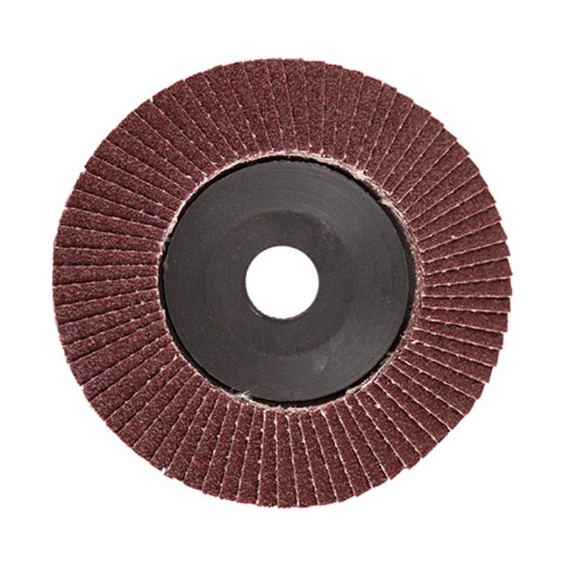 Multi Specifications Flap Disc Grinding Wheel Thickening Sandpaper Abrasive Cloth Grinding Plate Calcining Polishing Wheel