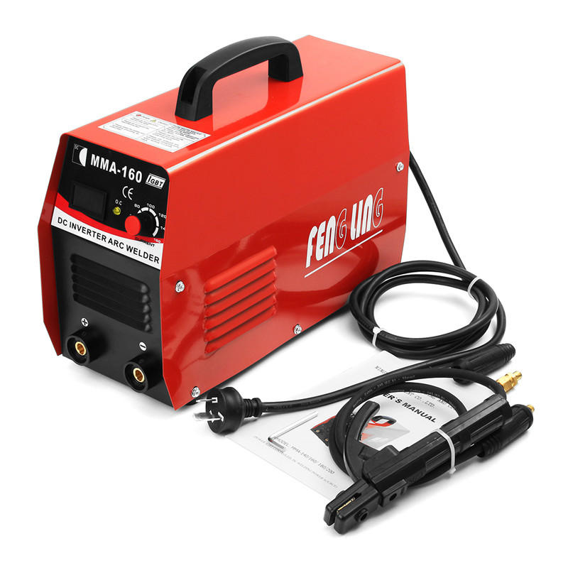 NEW Arc Electric Welding Machine AC 110V / 220V Welder Argon Inverter Tig Welding Machine For Electric Working Equipment 4 pcs lot wse tig inverter argon arc welding machine repair common four feet potentiometer ra113n b104 100 k ohms