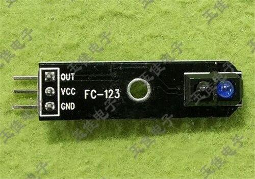 Free Shipping!!! New Tracing Module / Smart Car IR Tracking Probe Tracking / Sensor TCRT5000
