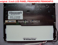 PVI Original 5 Inch LCD PANEL P50AN3AP02 P50AN3AP13 Lcd Screen Free Shipping 100 Tested
