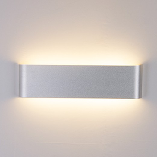 16W Led Wall Lamps Modern Aluminum Wall Sconce Indoor Lighting Lamp ...