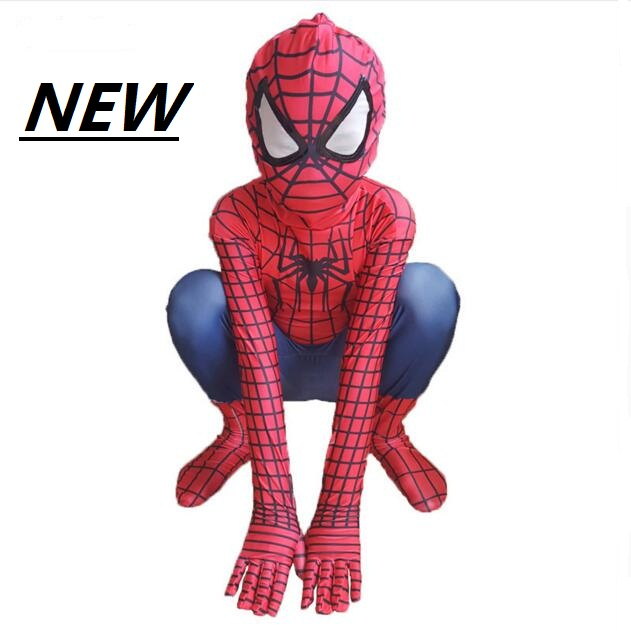2018 Yeni Çocuk örümcek adam Kostüm Örümcek Adam Tak?m Elbise Çocuk Örümcek-adam Kostümleri Çocuk  sc 1 st  AliExpress.com & 2018 New Kids spiderman Costume Spider Man Suit Kids Spider man ...