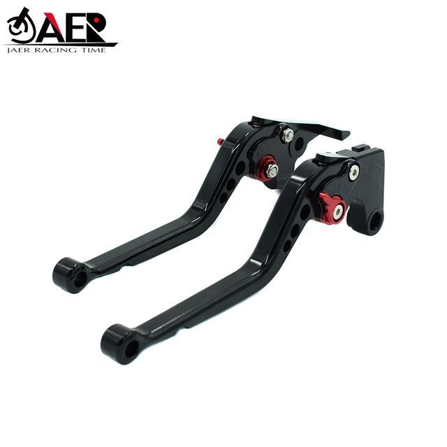 JEAR moto CNC leviers dembrayage de frein pour Aprilia Caponord ETV1000 2002 2003 2004 2005 2006 2007 RST1000 Futura 2001 2004