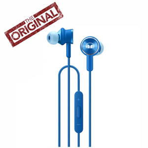 Original new Honor Earphone Monstor 2 Hi Res AM17 3.5mm In-Ear with Remote and Microphone Wire Control 1.2m Headset