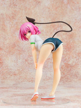 Anime para amar-ru escuridão momo velia deviluke pvc figura de ação 18 cm anime menina figura modelo brinquedos boneca presente