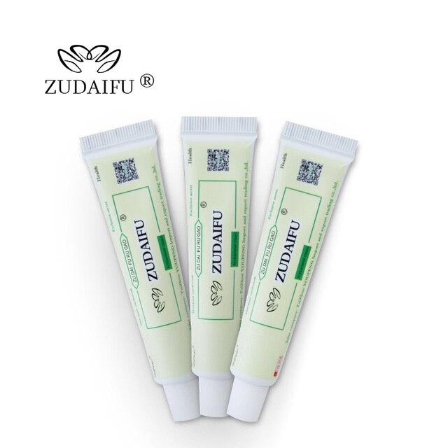 Zudaifu Sulfur sulphur Soap Skin Repair Acne Psoriasis Seborrhea Eczema Anti Fungus Bath Whitening Shampoo Psoriasis Cream 4