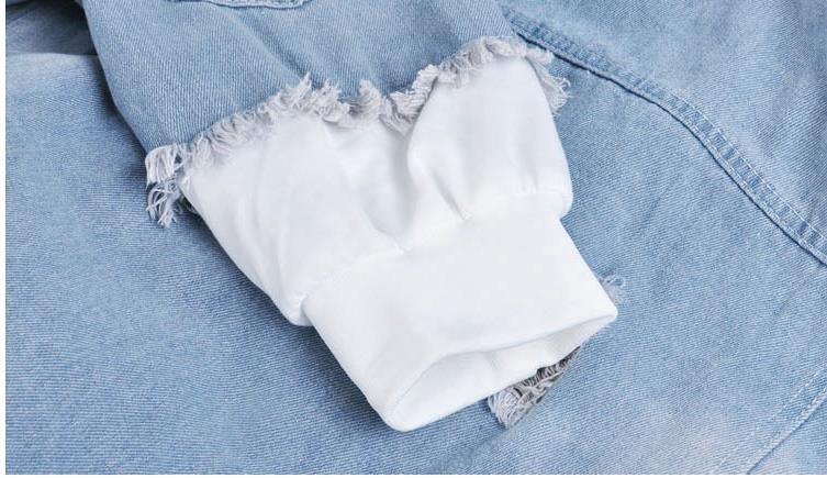 4 En Capuche Manteau À Ligne 2019 Hommes De Jeans Vêtements 8 9 1 6 Jean 2 Mode 7 Art Anime Femmes Capuchon Veste Épée Sao 5 3 YnqYxE1