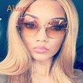 Aimade 2016 new gothic vintage cat eye sunglasses mulheres moda mulher oculos uv400 espelho cateye óculos de sol retro feminino