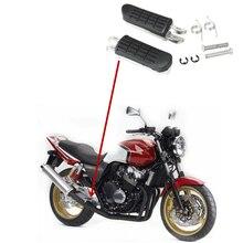 Для Honda CBR750F CB1000F CB400 750 CB1300SF CBR600 F2 F3 VTR1000F VFR8 Подножка для мотоцикла подножки для ног s