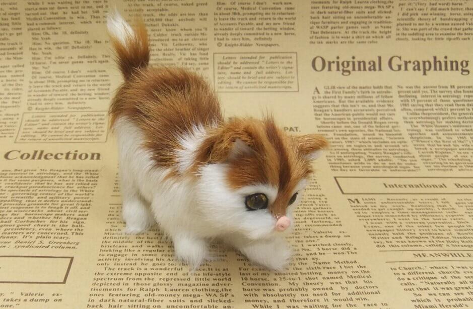 Zestaw czterech kotów, dział emulatorów rekwizytów - Wystrój domu - Zdjęcie 5