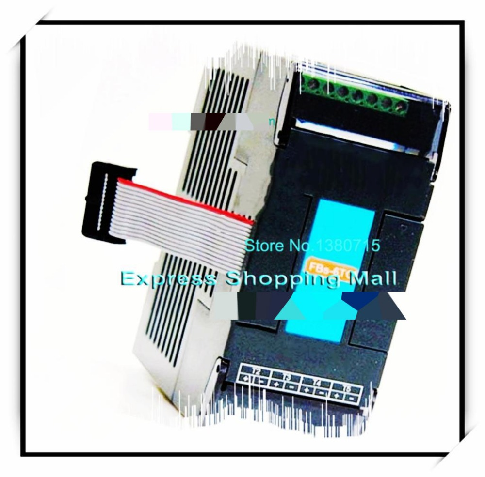 New Original FBS-6TC PLC 24VDC 6 thermocouple input module new and original fbs cb22 fbs cb25 fatek communication board