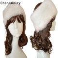 ChenaWolry 1 PC Mulheres Faux Fur Beanie Inverno Quente Manter Aquecido chapéu Bolso Luvas Venda quente Atraente Luxo Moda de Nova Nov 22