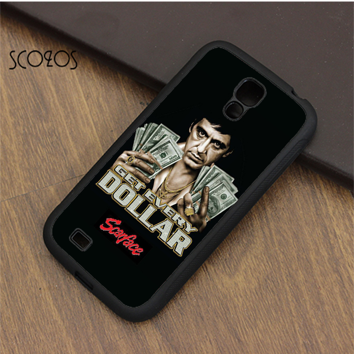 Al Pacino Scarface Movie Scene Phone Case for Iphone 5/5s ... |Scarface Phone Case