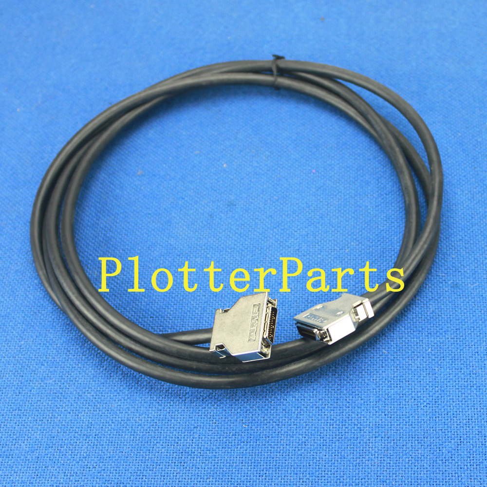 Q6652-60112 Carriage assembly trailing cables for HP DesignJet Z6100 Z6100PS 60 inch plotter part New fit for designjet 10 20 30 ps carriage blet new printer plotter parts free shipping