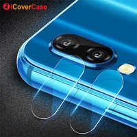 2pcs Back Camera Tempered Glass Film For Huawei P smart 2019 Case Mobile Phone Accessory Protector Lens For P Smart Plus Smart+