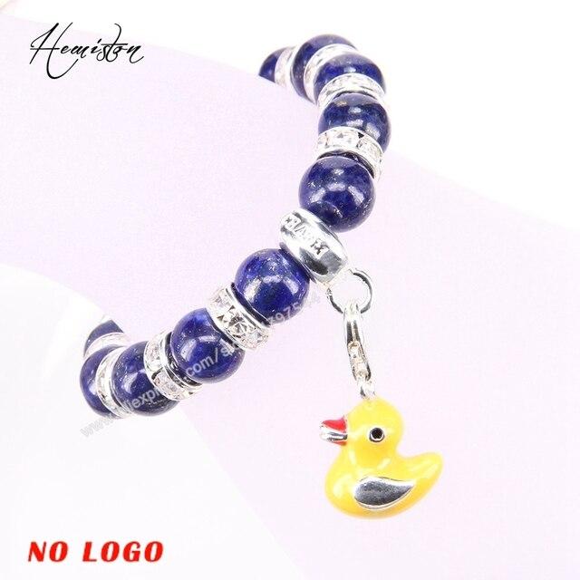 Фото браслет с бусинами thomas style lapis lazuli браслет стразы