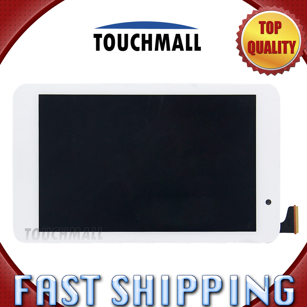For New LCD Display Touch Screen Assembly Replacement Asus Memo Pad 7 ME176 ME176C ME176CX 7-inch Black White Free Shipping replacement original touch screen lcd display assembly framefor huawei ascend p7 freeshipping