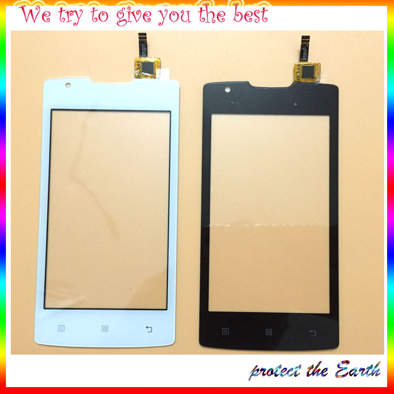 4.0 inch Cell Phone Touch Panel Touchscreen For Lenovo A1000 Smartphone Touch Screen Digitizer Front Glass Sensor