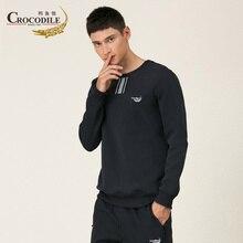 Crocosport otoño sudaderas con capucha térmica entrenamiento ejercicio  suéteres ropa deportiva masculina para hombres Gym Sweatershirt 7523d94884d7a
