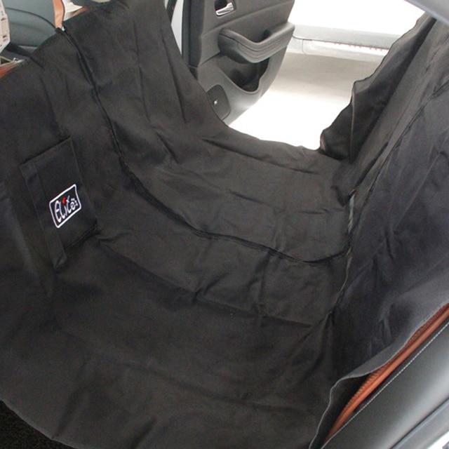 Pet Dog Cat Car Cushion Rear Back Seat Carrier Cover Mat Blanket