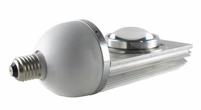 AC85-265V 30 W E27 E40 Lâmpada de rua LED Branco Quente/Frio Branco ao ar livre Luz da parede do DIODO EMISSOR de Iluminação LED à prova d' água luz Frete Grátis