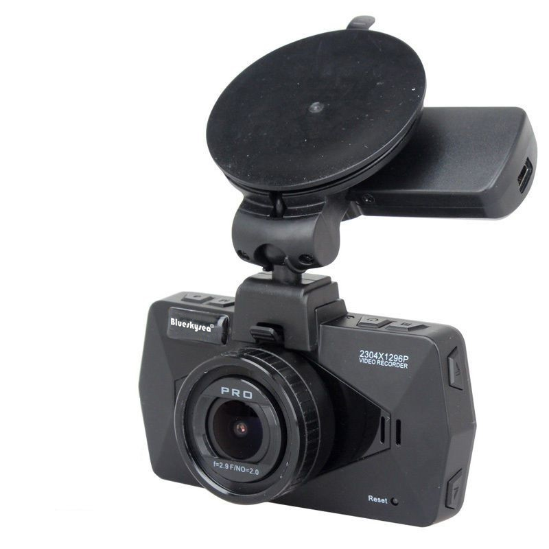 Free Ship Ambarella A7LA70 Car DVRs dash Camera A7810 Car DVR 1296P Camcorder LDWS Video Recorder