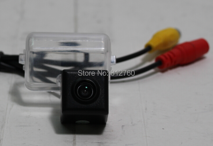 Car ccd Rearview Camera for Besturn B50 reverse back up camera waterproof night vision free shipping