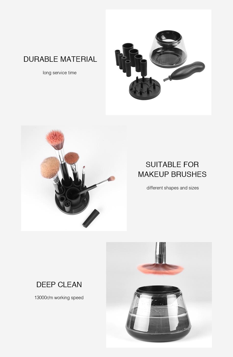 face wash brush dryer