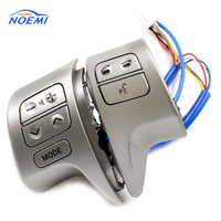 YAOPEI New Steering Wheel Control Button switch For Toyota corolla OEM 84250 02200 / 12020 2007 2016