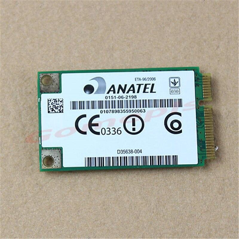 Modestil Bgektoth Mini Pci-e 2,4 Ghz Interne Wireless Wifi 54 Mbps 802.11a/b/g Netzwerkkarte Für Dell/asus Laptop Netzwerk Karten