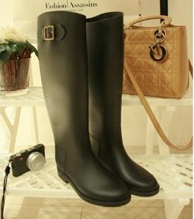 Popular Fashion Rain Boots for Women-Buy Cheap Fashion Rain Boots ...