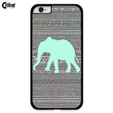 Fashion Elephant Brand mobile phone Cases Cover for iphone s 5s 5c 6s plus samsung galaxy