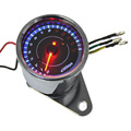 13000 RPM Scooter Motorcycle Analog Tachometer Gauge Night Light Motorcycle Instruments Scooter Speed Indicator