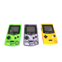 Portable 188 in 1 games handheld game player 56 cloure multi person games console AV out for kid and adults