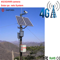 4G/3G/Wifi solar powered outdoor ip camera