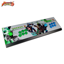 2019 new product video game console with Pandora's Box 6 jamma multi game pcb board 19 in 1 horizontal multicade multigame game board pcb circuit board for jamma video game
