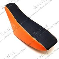Red /Blue Flat Tall Foam Seat CRF70 Style 125cc 140cc 150cc PIT PRO TRAIL DIRT BIKE