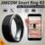 Jakcom r3 inteligente anel novo produto de rádio como receptor de rádio digital fm sw rádio digital dab